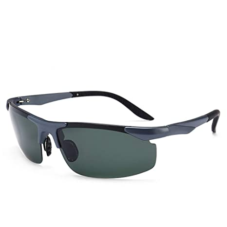 Yangjing-hl Gafas de Sol de Ciclismo para Hombres Moda Pesca ...