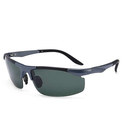 Yangjing-hl Gafas de Sol de Ciclismo para Hombres Moda Gafas ...
