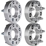 """ECCPP 4X 5x135 Wheel Spacers 5 Lug 1.5"""" 5x135mm to 5x135mm for Expedition F150 for Navigator Wheel Spacer with 14x2 Studs"""
