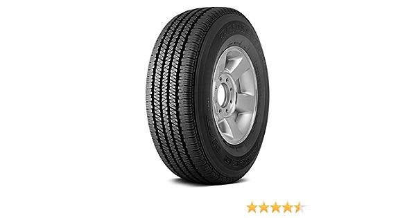 Bridgestone Dueler H//T 684 II All-Season Radial Tire 275//65R18 114T