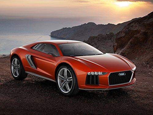 (Talking Audi Concepts with Quattro GmbH at 2013 Frankfurt Show!)
