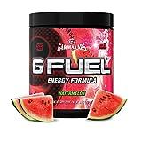 G Fuel Watermelon Tub (40 Servings) Elite Energy and Endurance Formula offers
