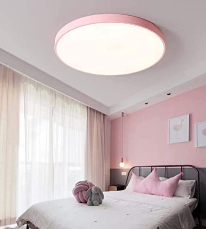 Amazon.com: Alexa Echo & Google - Lámpara LED de techo con ...
