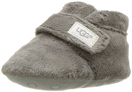 UGG Baby I BIXBEE and Lovey Gift Set, Charcoal, 4/5 M US Inf