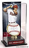 Paul Goldschmidt Arizona Diamondbacks Autographed Baseball and Gold Glove Display Case with Image - Fanatics Authentic Certified