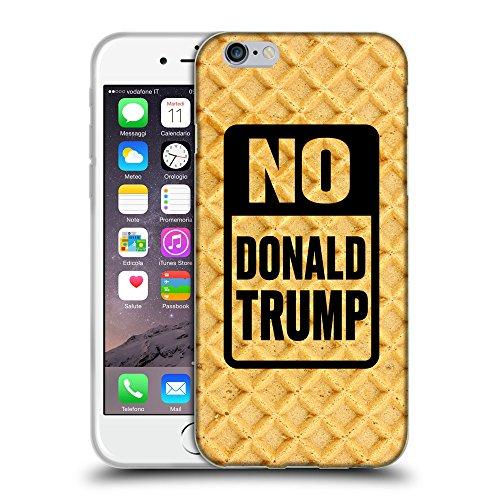 """Super Galaxy Coque de Protection TPU Silicone Case pour // Q04150527 Arrêtez Trump gâteau // Apple iPhone 6 PLUS 5.5"""""""