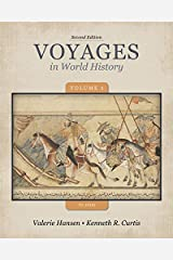 Voyages in World History: To 1600 Paperback