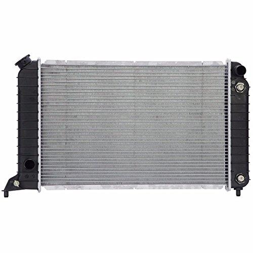 Klimoto Brand New Radiator fits Chevrolet S10 94-03 GMC Sonoma 94-03 Isuzu Hombre 2.2L L4 GM3010245 8524625450 8524776850 DPI1531 Q1531 CU1531 RAD1531 SBR1531