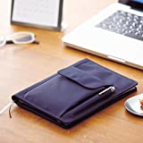 LIHIT LAB. Refillable Notebook with Cover, Journal