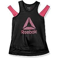 Reebok Girls' Athletic Tank Shirt