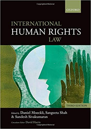 Book's Cover of International Human Rights Law (Anglais) Broché – 14 décembre 2017