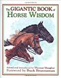 img - for The Gigantic Book of Horse Wisdom book / textbook / text book