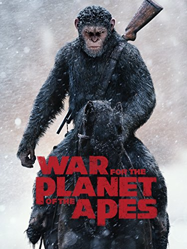 War for the Planet of the Apes (5 Collection Caesar)