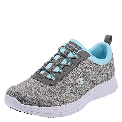 Champion Grey Turquoise Women's Sierra Step-in 7 Wide