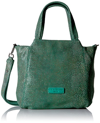 LIEBESKIND BERLIN Deep Pleat Masunga Palm Green