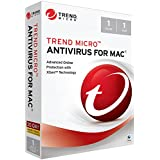 Trend Micro Security For Mac 2018 1 User