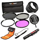 67MM Filter K&F Concept Kit 67mm UV Filter 67mm ND4 Filter 67mm Accessories Kit