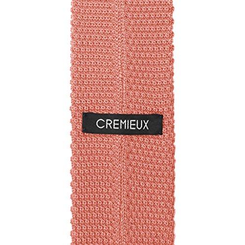 Dedra Knit Tie - Pink by Cremieux (Image #1)