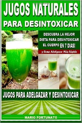 Dieta de los jugos para adelgazar