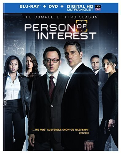 Person of Interest: Season 3 [Blu-ray] by Warner Home Video