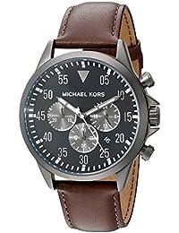 Men's Gage Brown Watch MK8536
