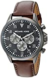 Michael Kors Men's Gage Brown Watch MK8536