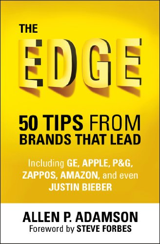 The Edge: 50 Tips from Brands that Lead - Edge Tip