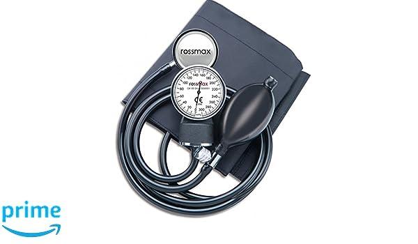 Rossmax GB102 - Esfigmomanómetro Aneroid: Amazon.es: Salud y cuidado personal