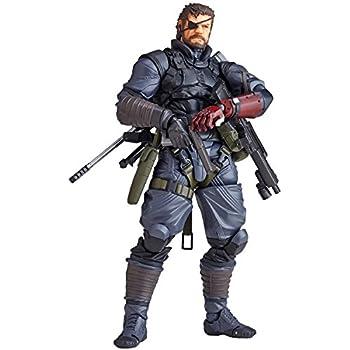 Union Creative Vulcanlog 004: Metal Gear Solid V: The Phantom Pain: Venom Snake Figure (Sneaking Suit Version)