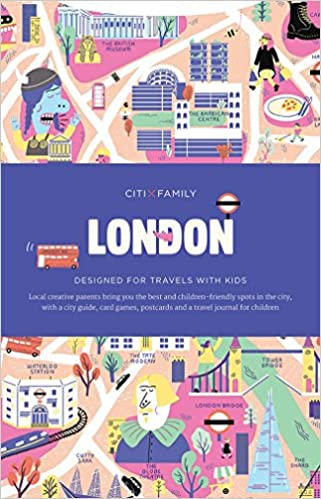 Cover of CITIxFamily: London with Kids