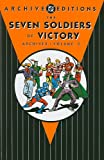 Seven Soldiers of Victory Archives VOL 03