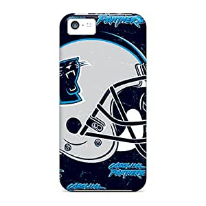 Hot Tpye Carolina Panthers Case Cover For Iphone 5c