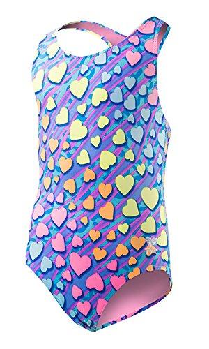 Tyr Love Club Durafast Lite Maxfit Girls Multi Large(10/12)