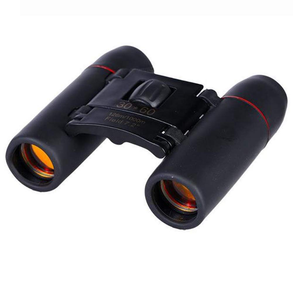 H-ENY 30X60 Folding high Power Telescope, Low Light Night Vision Clear Bird Watching, Very Suitable for Outdoor Sports Games and Concerts by H-ENY