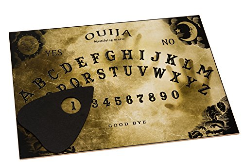 Ouija Board game with Planchette and detailed instruction for Spirit Hunt