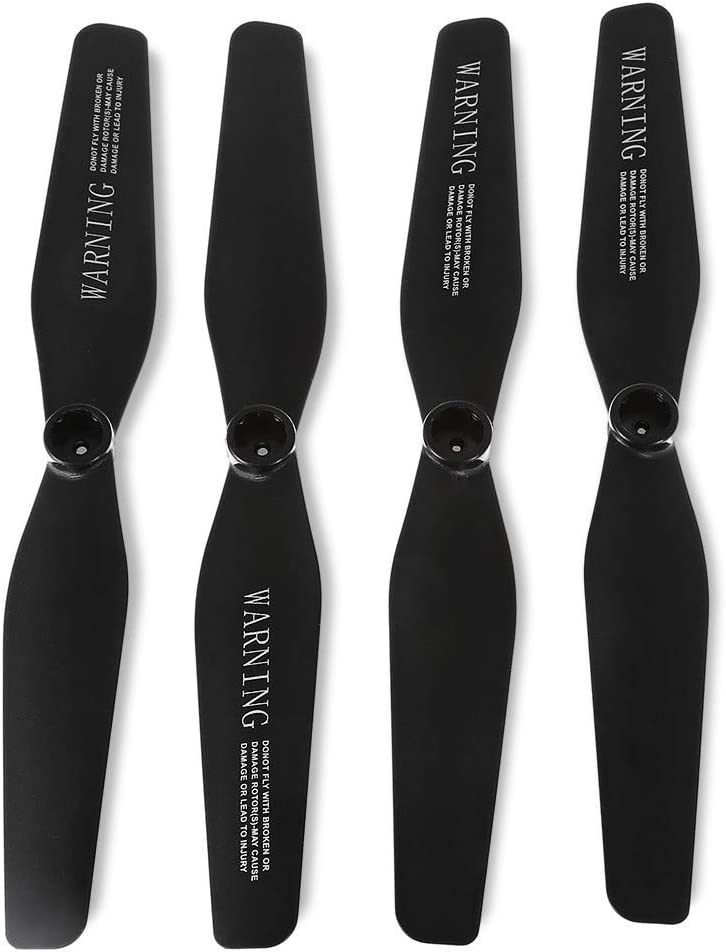 8pcs ABS Propeller Accessory for TIANQU XS809W XS809C XS809 XS809HW Universal Paddle by GorNorriss