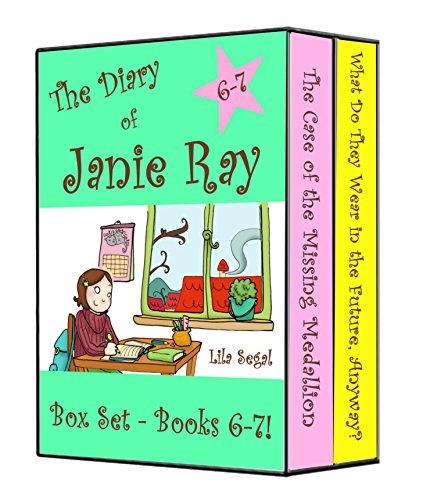 The Diary of Janie Ray - Books 6 & 7! (Lila Ray)