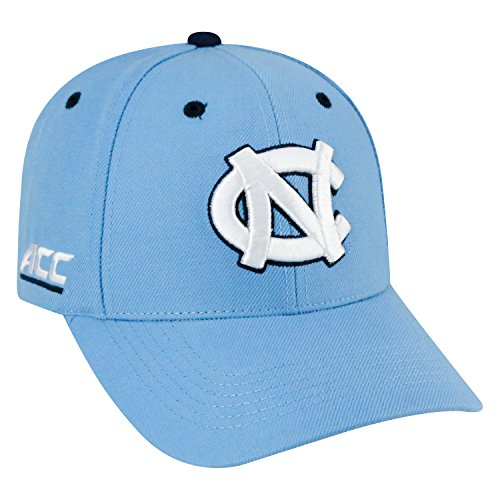 Top of the World NCAA-Triple Conference-Adjustable Hat Cap-North Carolina Tar Heels ()
