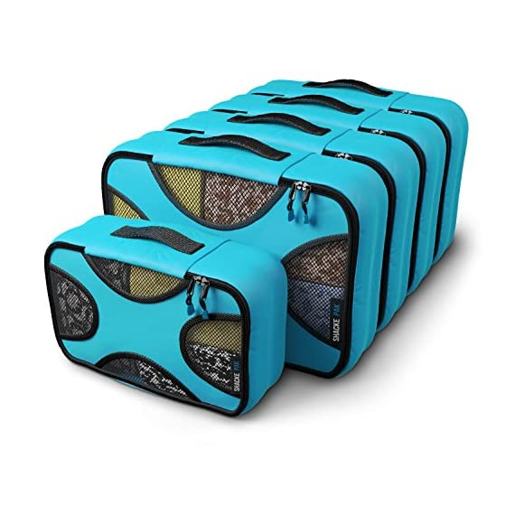 Shacke-Pak-5-Set-Packing-Cubes-MediumSmall–Luggage-Packing-Travel-Organizers