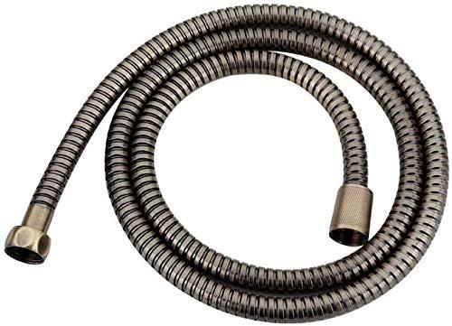 AtR Manguera de Ducha Ba/ño Manguera de Ducha Manguera de fontaner/ía Ba/ño 50Cm Bronce Accesorios Flexibles Tuber/ía de Agua