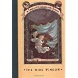 The Wide Window (A Series of Unfortunate Events) by Snicket, Lemony (2000) Hardcover