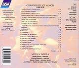 Sacred & Secular Songs