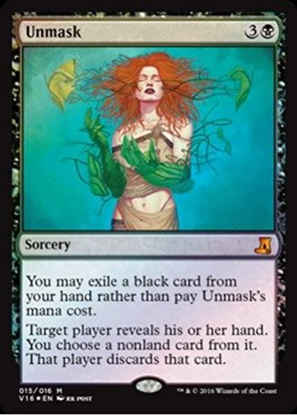 MTG Rare Mythic Foil Memnarch x 1 NM Lore From the Vault