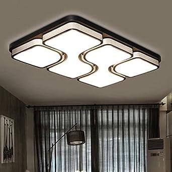 ETiME 45W Design LED Deckenlampe Deckenleuchte Wohnzimmer Lampe ...