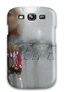 Galaxy S3 Case Cover With Shock Absorbent Protective SVaPHWd6831njWat Case