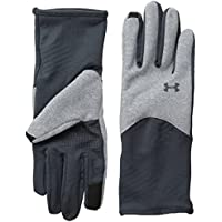 Under Armour Women's ColdGear Infrared Fleece Gloves (Gray)
