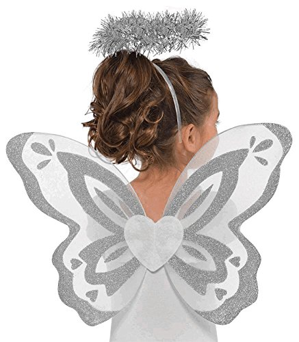 Angel Kit Child - White Angel Costumes Kit