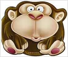 La mia amica scimmia. Con adesivi: 9788879069823: Amazon.com: Books