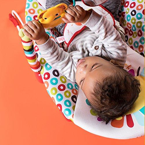 شراء Bright Starts Playful Pinwheels Bouncer