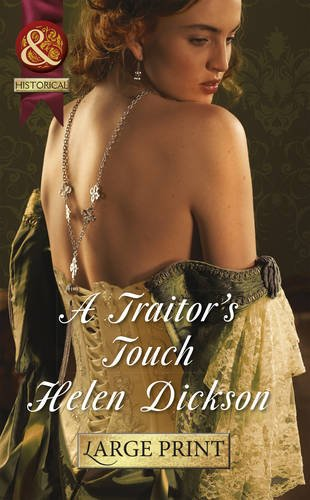 book cover of A Traitor\'s Touch